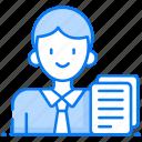 account keeper, administrator, bookkeeper, cashier, clerk, registrar