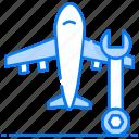 aeronautical engineering, air engineering, aircraft mechanic, flight maintenance, plane fixing, repairing