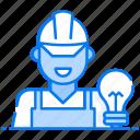 electrician, lineman, mechanic, serviceman, wireman
