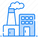 factory area, industry, manufacturer, mill, power plant, powerhouse