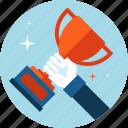 award, business, sport, success, win icon
