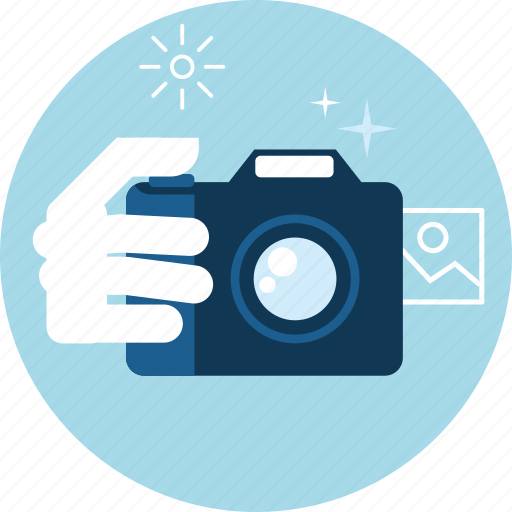 camera, gallery, image, photography, picture icon