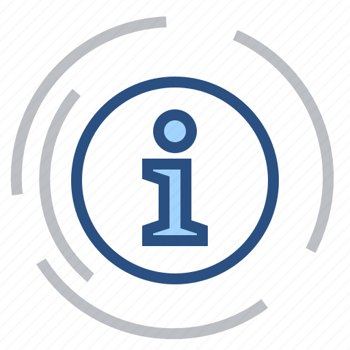 data, info, information, intelligence, network, showing icon