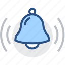 announcement, announcing, bell, message, notice, notification icon