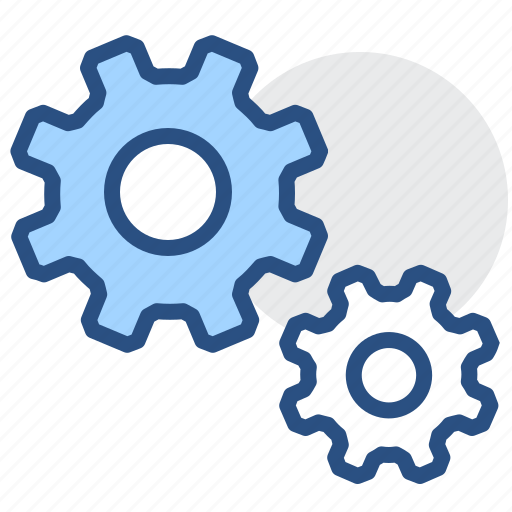 fixing, gear, installation, mounting, repair, service, settings icon