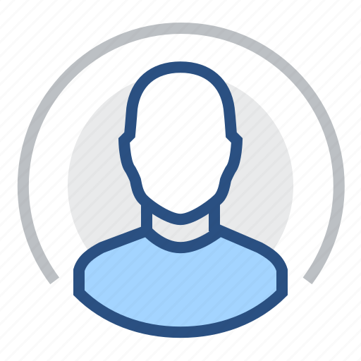 client, consumer, men, people, person, subscriber, user icon