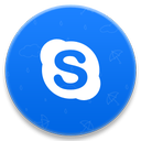 call, chat, skype, voice icon
