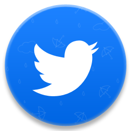 network, social, social media, twister, twitter icon