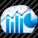 analysis, business, graph, report, statistics icon