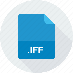 iff, interchange file format icon