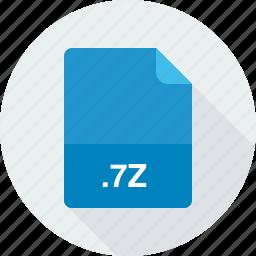 archive, compressed file icon