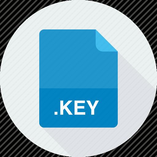 key, keynote presentation icon