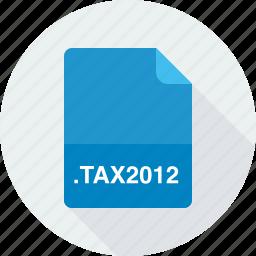 tax2012, turbotax 2012 tax return icon