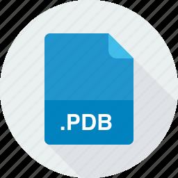 pdb, program database icon