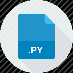 py, python script icon