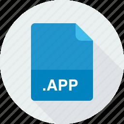 app, mac os x application icon
