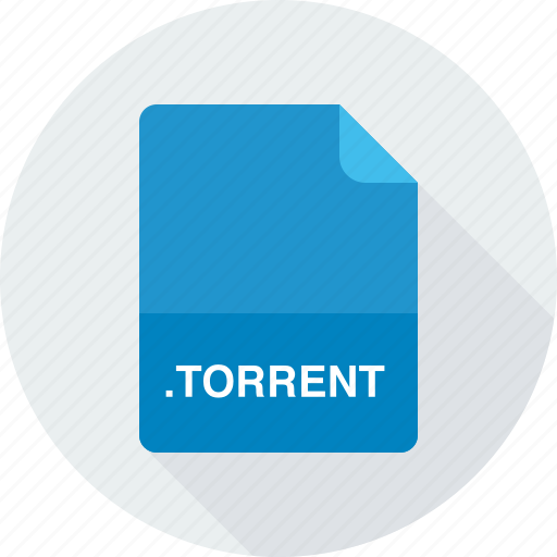 bittorrent file, misc file, torrent icon