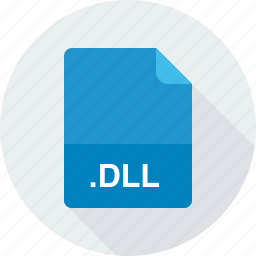 dll, dynamic link library icon
