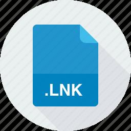 lnk, windows file shortcut icon