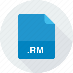 real media file, rm icon