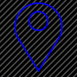 circle, flag, label, tag icon