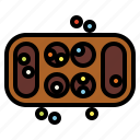 entertainment, fun, game, mancala icon
