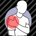 pain, hand, joint, sore, soreness, injured, injury