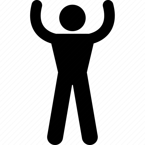 Hands, healthy, man, muscular, person, size, strong icon - Download on Iconfinder