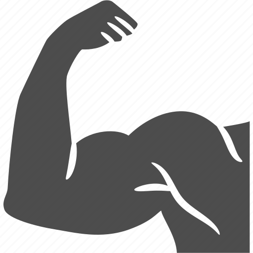 arm, bodybuilder, bodybuilding, gym, strong, training, workout icon