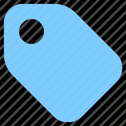 bookmark, mark, shopping, tag, trade icon