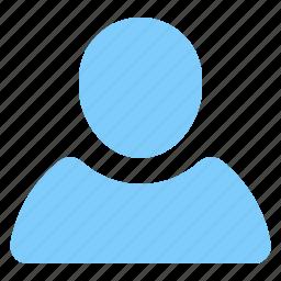 avatar, face, human, profile, user icon