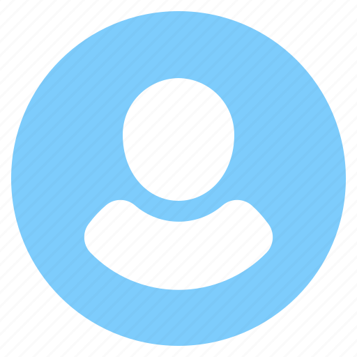 avatar, circle, face, human, profile, user icon