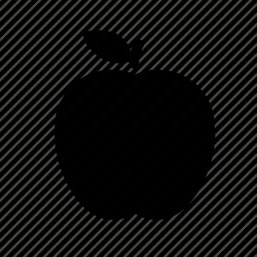 apple, diet, education, food, fruit, healthy food icon