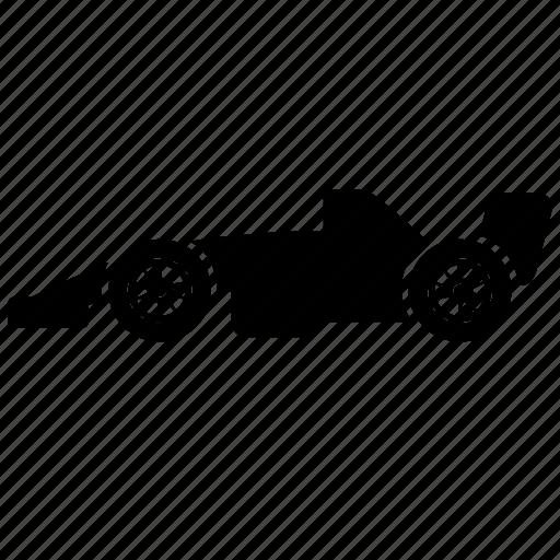 car, f1, formula 1, race, racing, vehicle icon