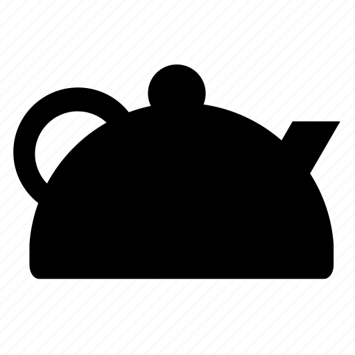 kettle, kitchen, tea kettle, teapot, tool icon
