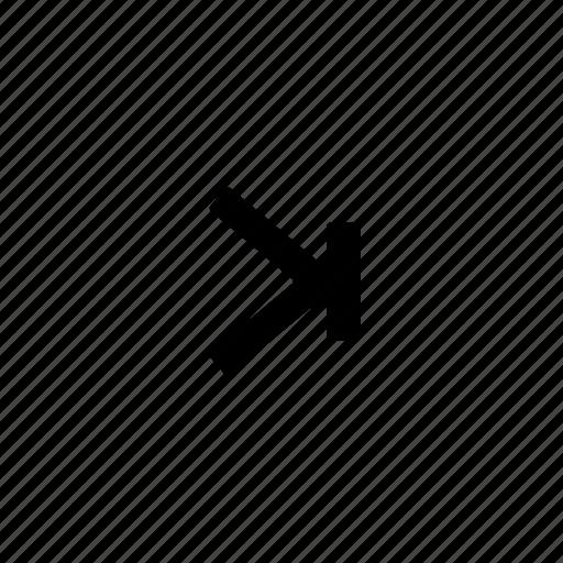 skip, track icon