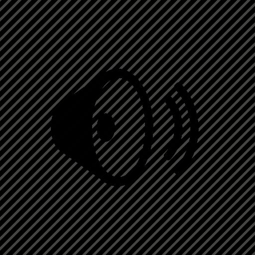 audio, medium, music, song, sound, video, volume icon