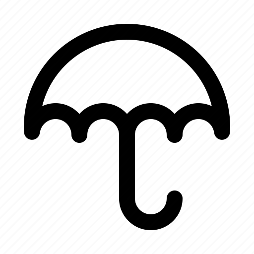 Protect, rain, umbrella, water, weather icon - Download on Iconfinder