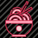 food, japan, noodle, pasta, ramen icon