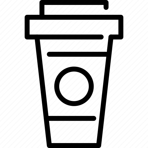 coffee, cup, drinks, food, mug, paper icon