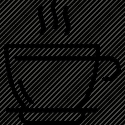cappucino, coffee, drinks, espresso, food, hot icon