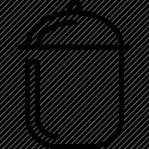 casserole, drinks, food, pot icon