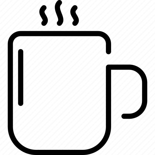 beverage, drinks, food, mug, tea icon