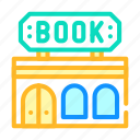 book, shop, building, electronic, read, device