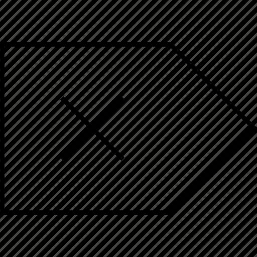blog, label, tag icon