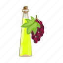 grape, oil, seasoning, cooking, food, bottle