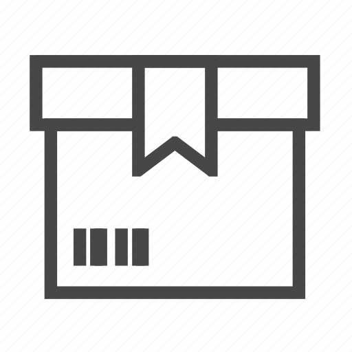 box, package, product icon