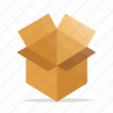 archive, box, pack, package, unpack icon