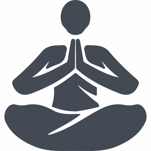 buddhism, buddhist, lotus, religion, yoga, yogi icon