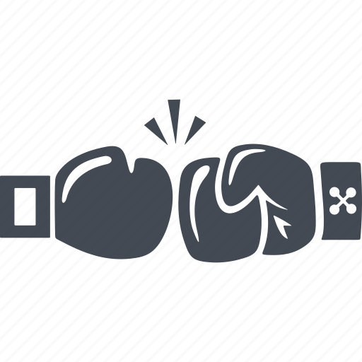 Boxing, boxer, boxing gloves, punch, sport icon - Download on Iconfinder